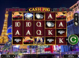 Cash Pig Pin Up